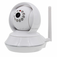 Hot Selling 2 Way Audio Wireless Network Internet Wifi RJ45 Night Vision IP Camera Indoor Home Surveillance CCTV Camera