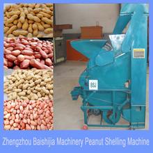 peanut shell husking /shucking/removing machine