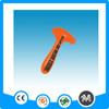 Orange printed custom inflatable hammer for kids