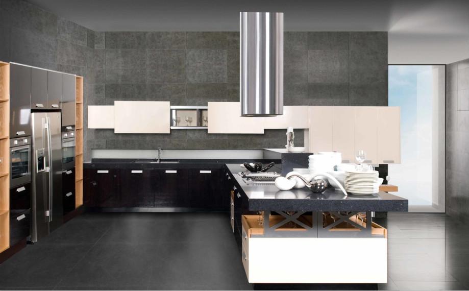 Moderne cuisine prix cuisine design moderne chine a fait for Armoire de cuisine prix