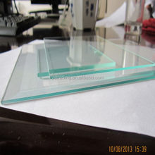 Newest best selling tempered glass for basketball backboard