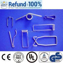 high-quality stainless steel spring clip different kinds paper clips Steel