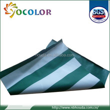 2012 newly factory direct pvc coated polyester bag fabric