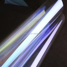 2015 New product reflective chameleon solar window tinting film for car