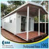 Africa prefab modular container homes luxury