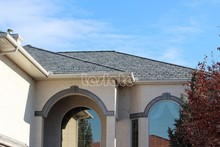 Durable green building stone slate