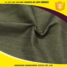 2015 latest fashion woven types of jacket fabric material for clothing