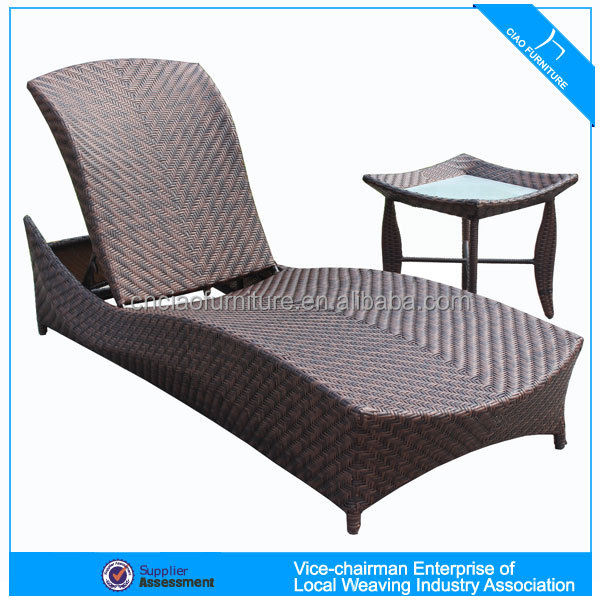 K CF801L CF801CT Outdoor Furniture Plastic Rattan