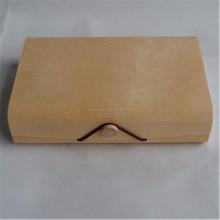 Natural environmental protection green wood bark box processing customized Cork trepang box custom-made gift box