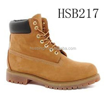 CY,China handmade camel Goodyear safety footwear/shoes/boots for workman