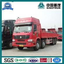 SINOTRUCK HOWO 8X4 Cargo truck chassis design