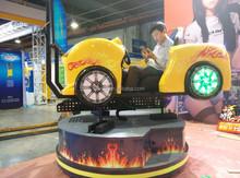 2015 CIAE exhibition hot sale racing 5d theatre game machine