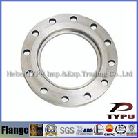 ANSI B16.5 stainless steel forged pipe flange blanks