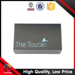 Reasonable Price Recycled Paper Box Packaging New Design