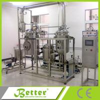 High Efficiency Ultrasonic Solvent Extractionn Equipment for Stevia, Tea