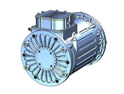 Hohomer 3-100 kW Electric Auto Engine HM-30 30 kW High-Torque Driving Electrical Motor for Electric Mini-Buses