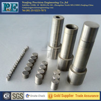 High precision cnc stainless steel short and long rod from Nanjing