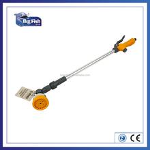 Telescopic 9 dial spray lance /Aluminum garden water spray lance/wand