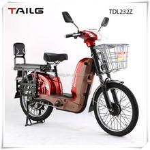 Tailg durable long distance cargo bike