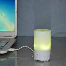 Aroma Atomizer Air Humidifier LED Ultrasonic Purifier Diffuser Night Lamp