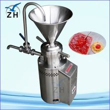 colloid mill peanut butter production equipment colloid mill