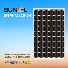 1000 watt solar panel by 210w 27v solar power