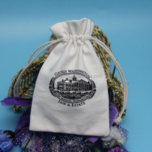 10 years professional wholesale muslin bag cute drawstring muclin pouches or gift and jewelry packing