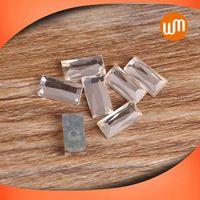 Professional Crystal Supplier New Design crystal rhinestone sew on strip mesh