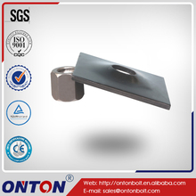 ONTON self drilling hollow side walls Anchor Plate