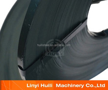 waterproof paper blue steel strapping belts for glass mill wound coil