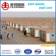 2013 new light steel container prefab house
