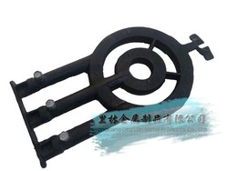 high quantity 3ring(heavy) gas stove parts , gas stove burner,cast iron cookware