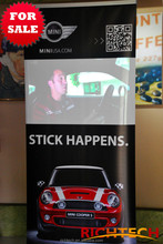display stand, used for advertising, watches, shopping mall, car showroom