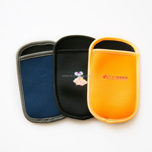 customized logo and sizes rubber/ neoprene cell case factory