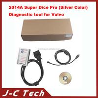 2014D Super Dice Pro (Silver Color) Diagnostic Tool for Volvo