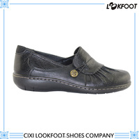 cixi pu injection shoes factory oem brand accpet women design casual shoes