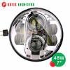 New H4 H13 jeep headlight, high low beam led headlight for jeep wrangler