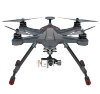 Walkera Scout X4 GPS RC Quadcopter Devo F12E ILook+ WHITE FPV2 RTF Quadcopter drone Support Ground Station