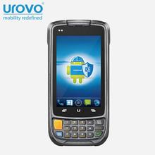 handheld 2D barcode scanner.portable scanner.qr code barcode scanner. Urovo i6200s Data terminal