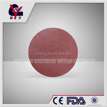 velcro sanding paper with holes abrasive disc sand paper