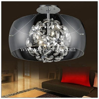 traditional living 4x14w suspended office light fitting