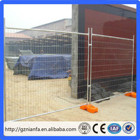 Australia outdoor temporary fence panel / temporary fencing (Guangzhou Factory)