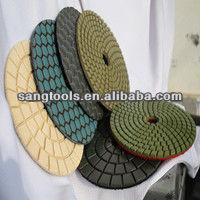 good quality hand polishing pad,angle grinder polishing pads