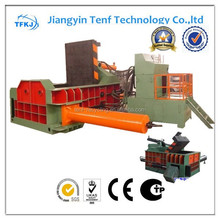 Y81T-1600A Push out type hydraulic scrap metal baler press machine