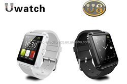 Best selling U8 smart watch, classis design android smart watch, factory cheap price high quality smart watch for promotion gift