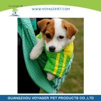 Lovoyager 100% cotton dog sling bag pet carrier