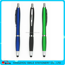 2015 promotional press metal pen with printing company logo