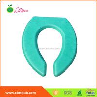 new design non-toxic eva foam toilet seat mat