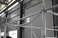 Steel Multidirectional Ringscaff Scaffolding