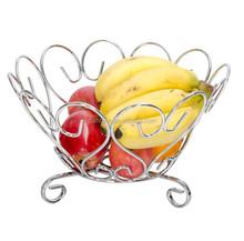 Factory Wholesale Wire Fruit Basket